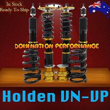 Holden Commodore VN-VP Coilover Kit - SYC Fully Adjustable F+R Suspensions