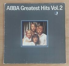 Abba - Greatest Hits vol.2 1979 Vinyl Gatefold LP Album Record