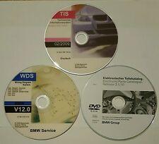 BMW TIS 02/2009,ETK 01/2017,WDS V 12.0 E60 E38 E81 E90 E63 E65 E66 R50 ect. Mini