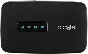 Alcatel LINKZONE Mobile 4G LTE WiFi Hotspot (US + Global 4G LTE) w/iOS & Android