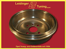 Opel GT   Kadett B   Olympia A   Bremstrommeln, Satz (2 Stück) 230 mm, 1.5-2.4