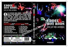 Eddie And The Hot Rods - Live At The Astoria (DVD, 2014) NEW ITEM