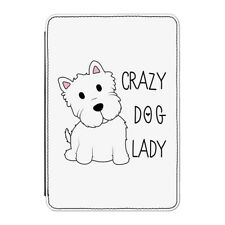 "Crazy Dog Lady Case Cover for Kindle 6"" E-reader - Funny Dog Puppy"