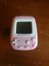Nintendo Pocket Hello Kitty pedometer Virtual Pet tamagotchi Sanrio Tested Work
