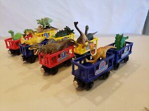 Dinosaur Alpha Zoo Express Trains Brio Thomas Compatible