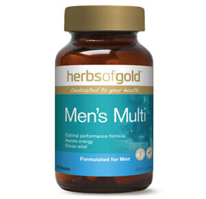 Mens Multi by Herbs of Gold 60 tabs