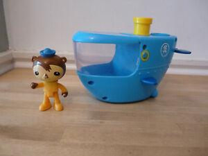 OCTONAUTS GUP C WITH SHELLINGTON  - bath toy
