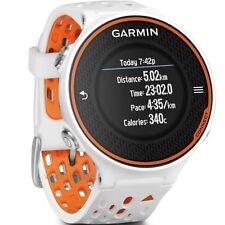 Garmin 010-01128-41 620 Forerunner Orange/White GPS Running Watch with HRM