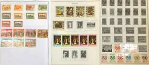 Lot of Paraguay Old Stamps Used/MH/MNH-