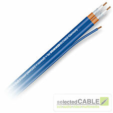 SOMMER CABLE SC SINUS CONTROL OFC Phonokabel Erdung Instrumentenkabel | 320-0252