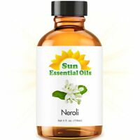 Best Neroli Essential Oil 100% Purely Natural Therapeutic Grade 4oz