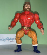 Vtg King Randor Figure Masters of The Universe MOTU He Man 80's Toy Incomplete