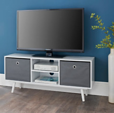 Malmo TV Unit with 2 Drawers