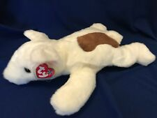 Ty Beanie Buddies Butch the Bull Terrier Dog 2002, Retired & New