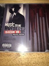 Music To Be Murdered By Side B – Deluxe Edition- By Eminem. Sealed/New! Mathers