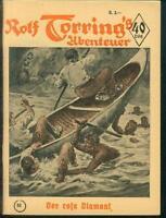 Rolf Torring´s Abenteuer Nr.83 von 1957 - TOP Z0 ungelesen! ORIGINAL ROMANHEFT