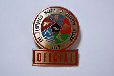 Mexico 1975 World Modern Pentathlon Championships participant badge, Oficial