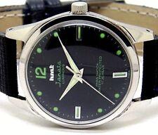 hmt janata luminous hand winding gents steel vintage india watch run order