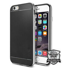 STEALTH SILVER NEO HYBRID SHOCK CASE FOR IPHONE 6 & 6S LIKE SPIGEN LIFEPROOF