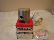 New 1982-1983 Yamaha YZ80 Wiseco Piston Kit +0.20 ( 49.00mm ) 477P8
