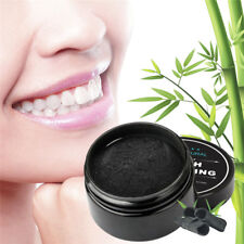 Activated Charcoal Teeth Whitening Organic Powder Carbon Coco With Toothbrush