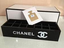 Box CHANEL scatola trucchi cosmetici cosmetics makeup trousse beauty case women
