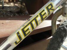 VTG RARE Old School BMX Jetter Pit Bike GT Redline JMC Patterson VDC GJS