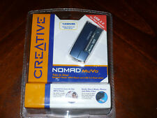 NEW! Creative Labs Nomad MuVo 128MB MP3 Player And USB Flash Drive BRAND NEW!