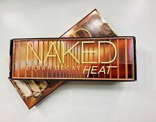 Beware Of Knockoffs! Authentic Urban Decay NAKED HEAT Eyeshadow Palette NEW/Box