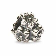 Trollbead Elderflower Pendant, New