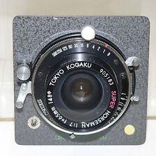 Horsemansuper 65 MM F7 lens for 985 camera