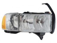 1999 2000 2001 Dodge RAM 1500 Sport model headlight head light right passenger