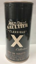 Jean Paul Gaultier Classique X EDT Spray 1.7 oz *See Details*