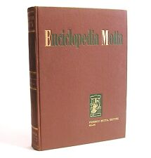 ENCICLOPEDIA MOTTA VOL. VI - FEDERICO MOTTA EDITORE - MILANO 1965