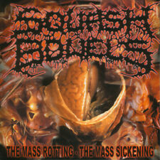 SQUASH BOWELS (pl) - The Mass Rotting - The Mass Sickening - CD - GRINDCORE GORE