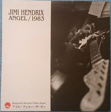 Jimi Hendrix ‎– Angel / 1983 RISING SUN RECORDS TOKYO JAPAN 7' NEW!!!