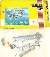 Spirit of St Louis Lindbergh Atlántico RAYAN lb27 Kit Construcción Faller 1927