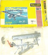 Spirit of St. Louis Lindbergh Atlantik Rayan LB27 Bausatz FALLER 1927 1:100 å√