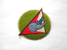 Patch_ 7th Air Force Command and Control  , BLUE CHIP, USAF
