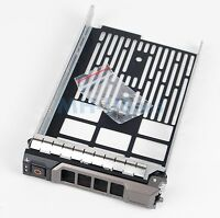 "F238F 3.5"" SAS Tray Caddy Fit For Dell Poweredge R730 R720 R710 T710 R610 T610"