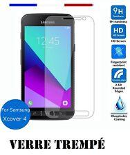Film Protecton écran en VERRE TREMPE Samsung galaxy  X Cover 4 BEST PROTECTION