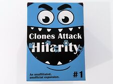 Clones Attack Hilarity (Cards Against Humanity Expansion)
