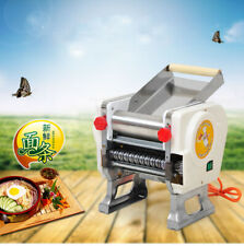 220V Stainless Steel Electric Pasta Press Maker Noodle Machine