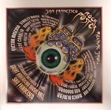EMEK 1999 SAN FRANCISCO REVIVAL SHOW ROCK CONCERT POSTER GLOSSY VARIANT