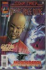 STAR TREK: DEEP SPACE NINE # 6 (MARVEL) April 1997