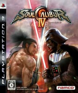 PS3 Soul Calibur IV Sony PlayStation 3