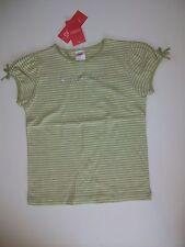 NWT Gymboree RHINESTONE FUN Green & White Striped Sweet Pea Bling Shirt Top Sz 7