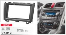 CARAV 07-012 2Din Marco Adaptador Kit Instalacion de Radio HONDA CR-V 2007-2012