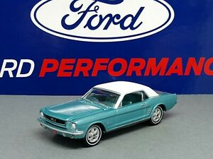 FIRST GENERATION 1966 66 FORD MUSTANG 1/64 SCALE COLLECTIBLE LIMITED EDITION