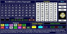 EuroMillions Powerful Supergate Lottery System
